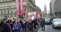 Glasgow strikers
