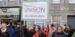 St Andrews Day rally 2015