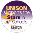 Branch supports UNISON's national celebration of our school support staff members
