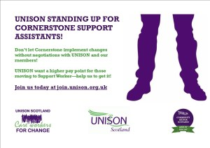 Cornerstone support workers