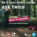 """World Mental Health Day on 10 October urges everyone to """"Ask Twice"""""""