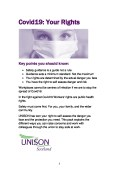 thumbnail of Covid Safety – Members leaflet Final
