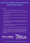UNISON to ballot council members calling for rejection of derisory pay offer