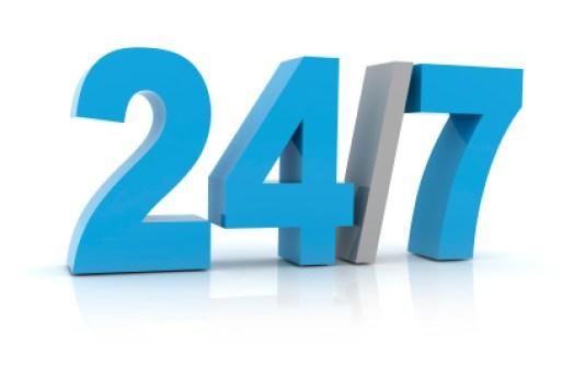 24/7/365 - Aberg Express