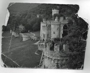 Gwrych Castle, Abergele. Copyright Karen Linley.