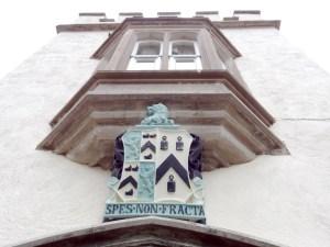 Pentre Mawr coat of arms