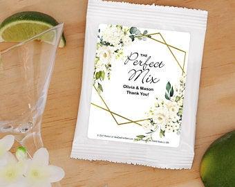 Wedding favor Cocktail Mix