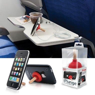 Iplunge Iphone stand