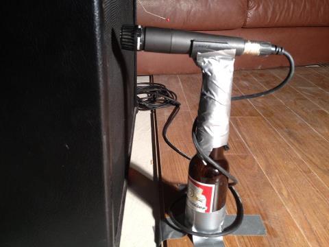 Humour sound engineer