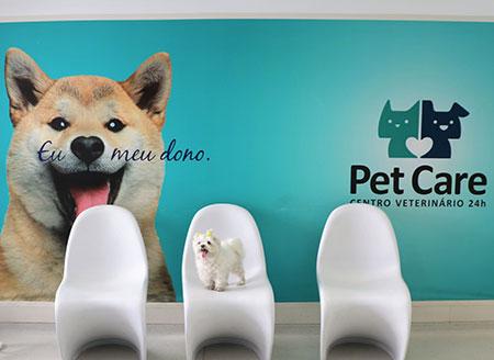 Pet Care - Centro Veterinário 24h