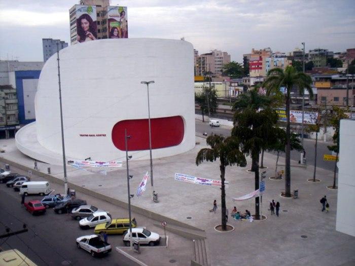 Foto de uma praça da cidade, representando abrir empresa em Duque de Caxias