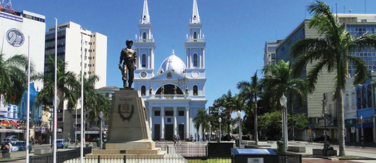 Igreja em Campos dos Goytacazes, representando abrir empresa em Campos dos Goytacazes - Abertura Simples