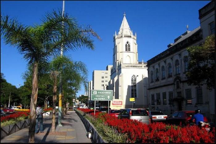 Igreja em São Leopoldo, representando escritório de contabilidade em São Leopoldo - Abertura Simples