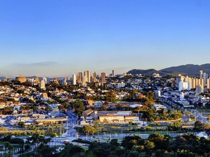 Foto aérea de Jundiaí, representando escritório de contabilidade em Jundiaí - Abertura Simples