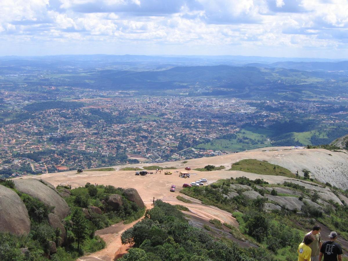 Foto aérea de Atibaia , representando escritório de contabilidade em Atibaia - Abertura Simples