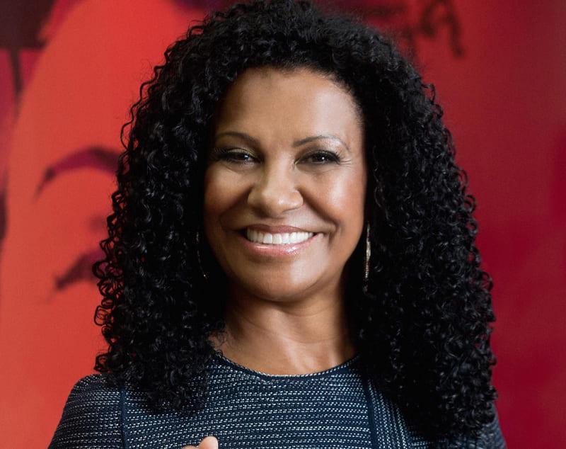 foto de zica assis, representando uma das tantas empreendedoras de sucesso