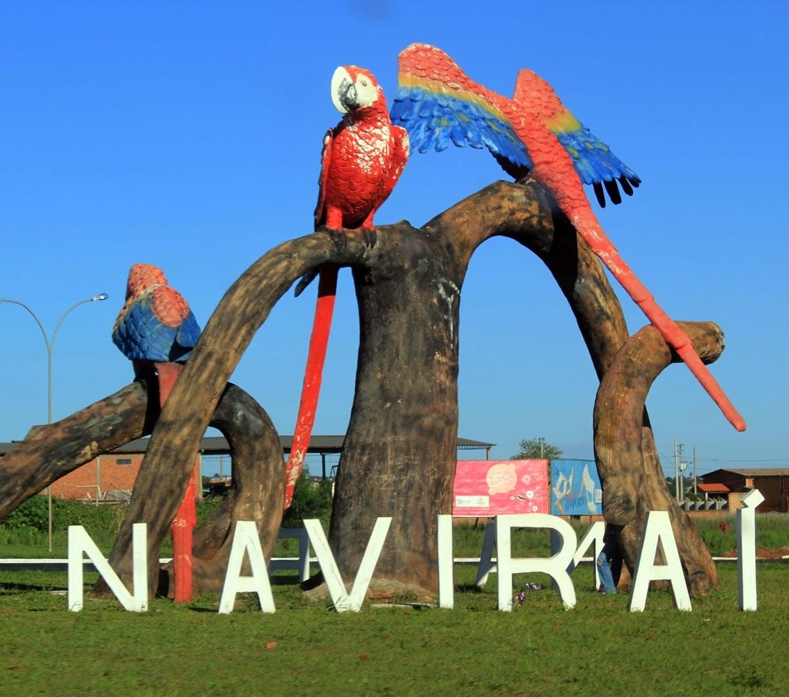 Imagem da cidade para abrir empresa em Naviraí