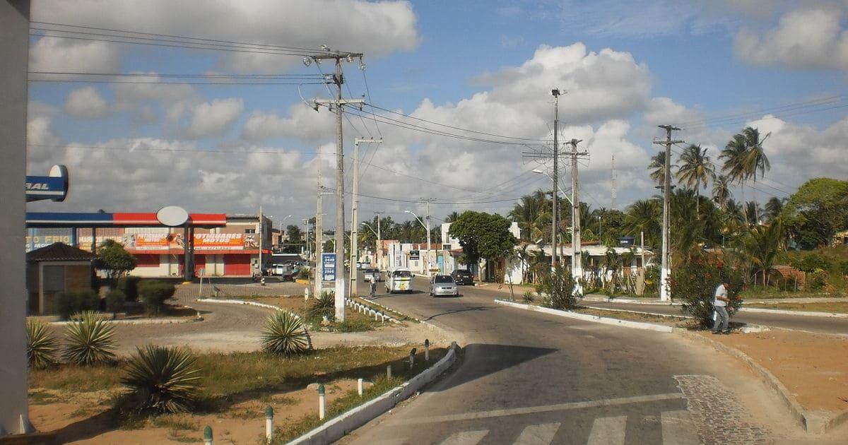 foto de avenida da cidade, representando abrir empresa em Macaíba