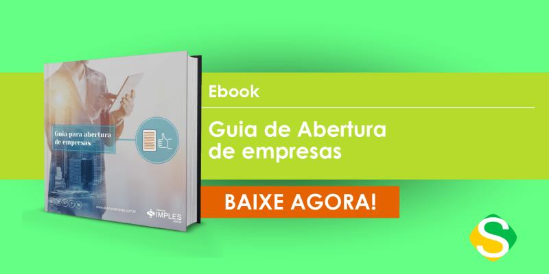 Banner do e-book Guia de Abertura de Empresas