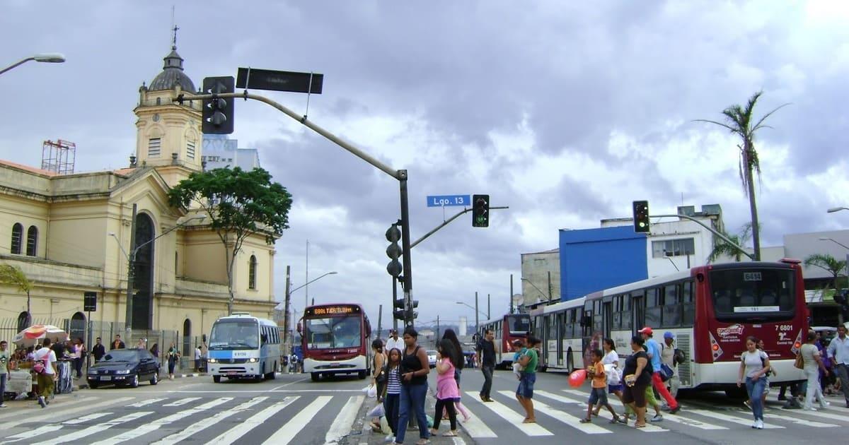 foto de avenida do bairro, representando a contabilidade em santo amaro