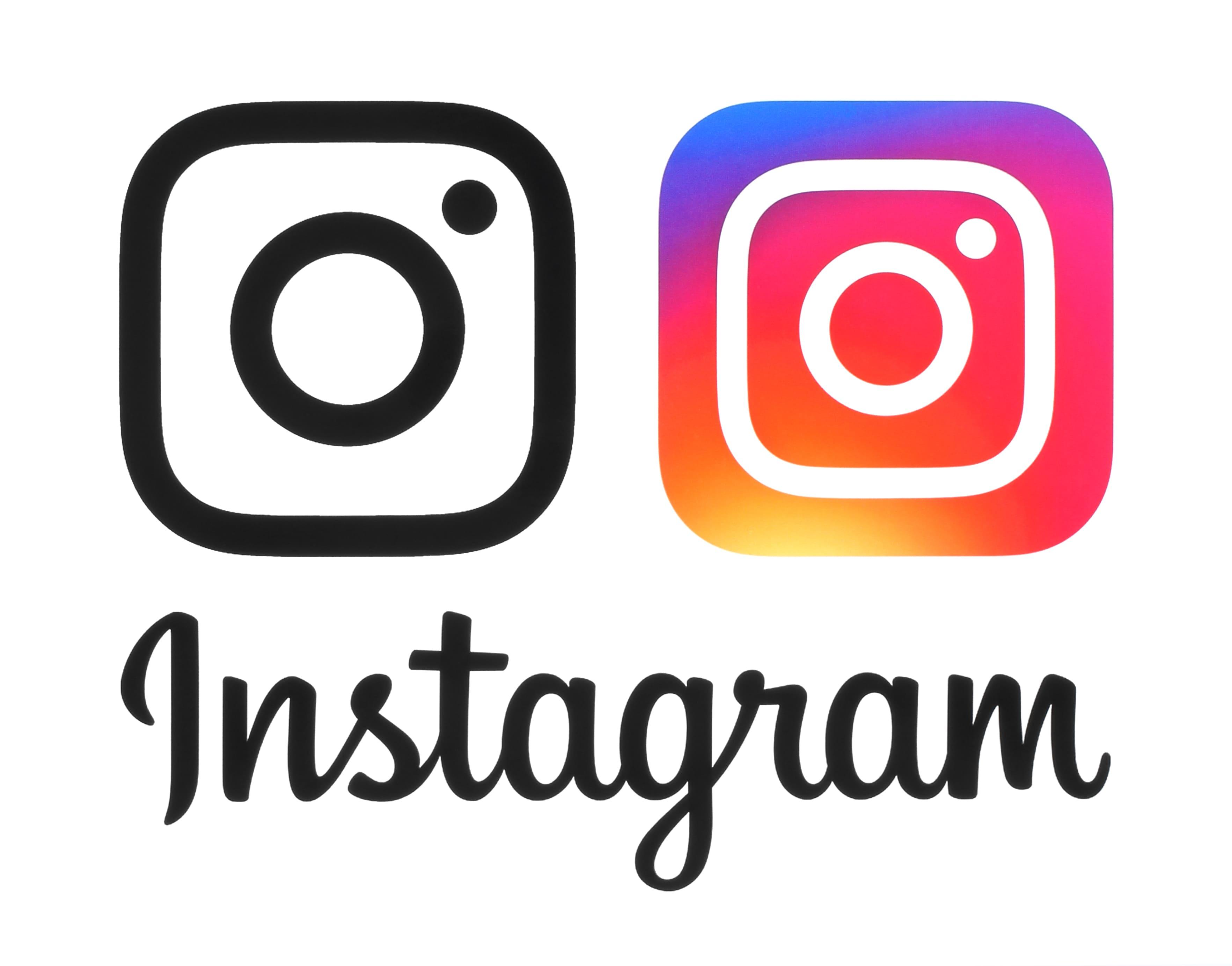 Imagem do logo da rede social para remeter quem deseja saber o que é Instagram Stories Ads