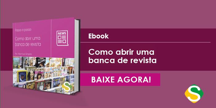 banner do ebook de como abrir uma banca de revista