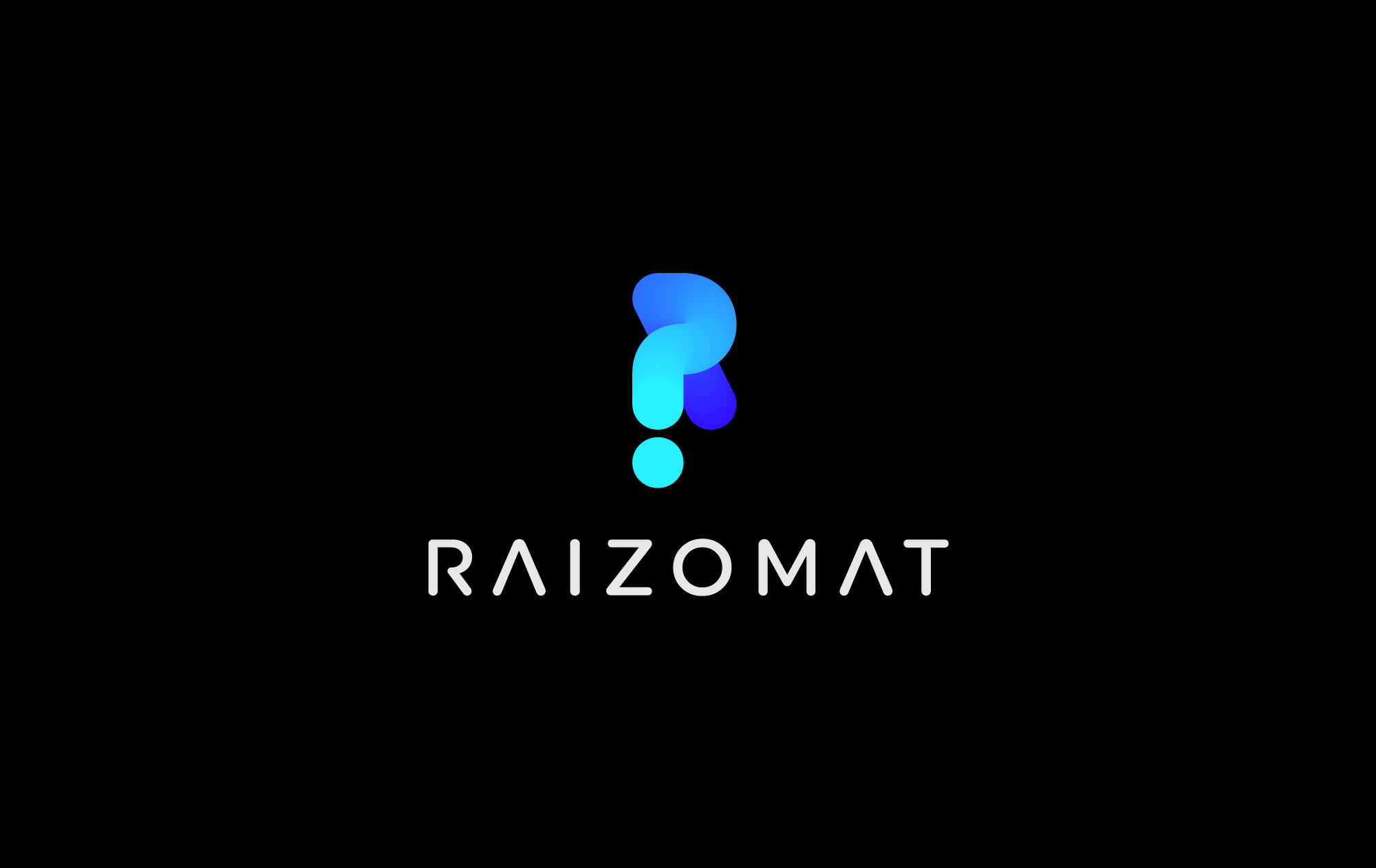 Raizomat-Logo-V-BlackBG-2K-q80-01