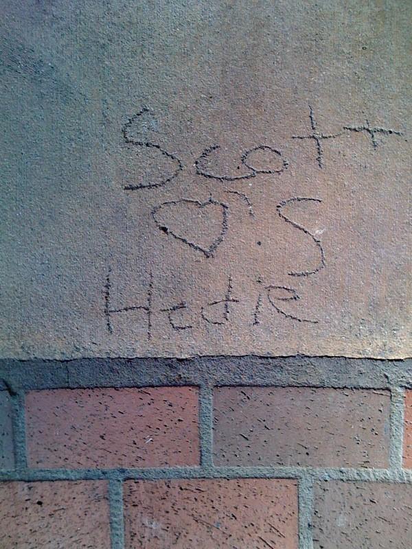 Scott heart's Heidi
