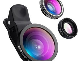 Top 3 Best Camera Lens For iPhone In 2017 Review