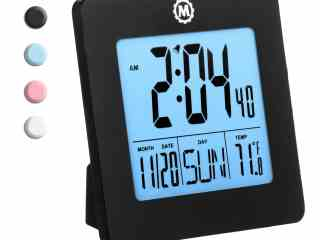 Top 3 Best LED Clock In the Living Room 2017 Review
