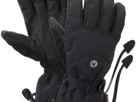 Top 3 Best Ski Gloves for Winter Season 2019 Review