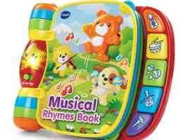 Top 3 Best Musical Toys For Kids 2018 Review