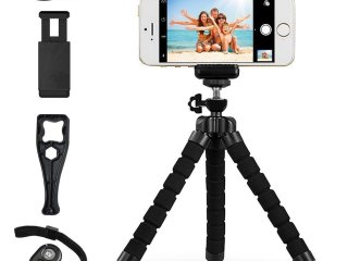 Top 10 Best Tripods for IphoneX 2017 Review