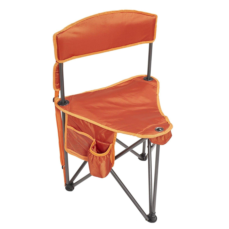 Lightspeed Outdoors Xtra Wide Tripod Lightweight Folding Camping Sports  Chair