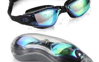 Top 10 Best Swimming Goggles 2019 Review