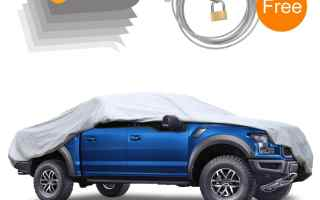 Top 10 Best Truck Cover 2018 Review