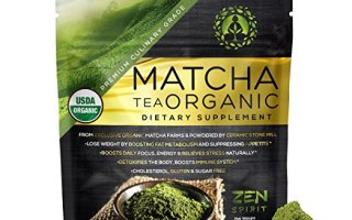 Top 3  Matcha Green tea Powder Review In 2018