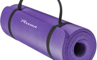 Top 10 Best YoGa Mats In 2019 Review