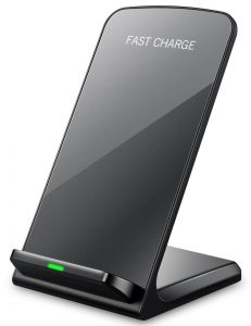 Seneo Wireless Charger, Qi Certified Wireless Charging Stand Compatible