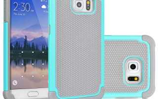 Top 10 Best Samsung Galaxy S6 Cases 2018 Review
