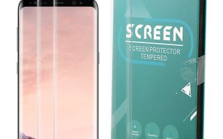 Top 10 Best Samsung Galaxy S8 plus Screen Protector 2018 Review