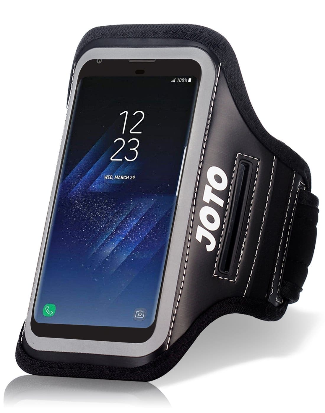 premium selection d9491 4e5b8 Top 10 Best Samsung Galaxy S8 and S8 Plus Armband 2019 Review - A ...
