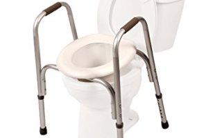 Top 10 Best Toilet seats for elderly in 2018 Review
