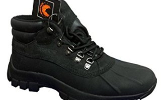Top 10 Best Waterproof Work Boots 2018 Review