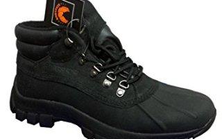Top 10 Best Waterproof Work Boots 2020 Review