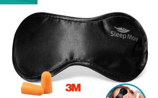 Top 10 Best Sleep Mask 2019 Review