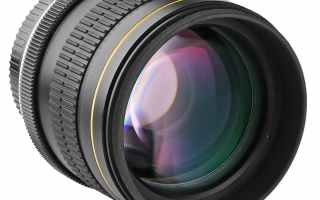 Top 10 best lenses for portraits 2018 Review