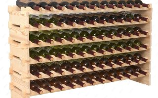 Top 10 Best Wine Racks 2018 Review