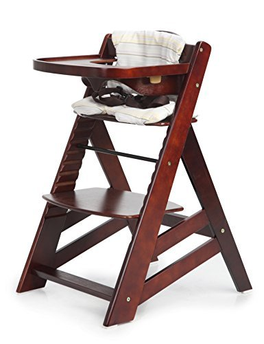 595fb7cc7d11b Top 10 Best Wooden Baby High Chairs in 2018 Review - A Best Pro