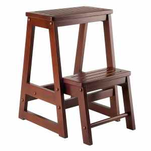 Swell Top 10 Best Wooden Step Stools In 2019 Review A Best Pro Gmtry Best Dining Table And Chair Ideas Images Gmtryco